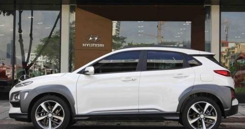 Giá lăn bánh ô tô SUV Hyundai Kona sẽ giảm mạnh tới gần 80 triệu đồng/chiếc