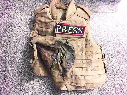 Nguy hiểm - đặc sản của nghề báo