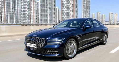 Bất chấp Covid-19, xe sang vẫn bán chạy tại Hàn Quốc