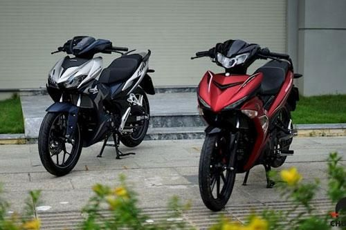 XE HOT (27/6): Yamaha Exciter 150 và Honda Winner X giảm giá mạnh, những mẫu ôtô rẻ nhất năm 2020