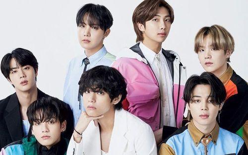 BTS tỏa sáng với bộ ảnh mới trên tạp chí Vogue Nhật Bản