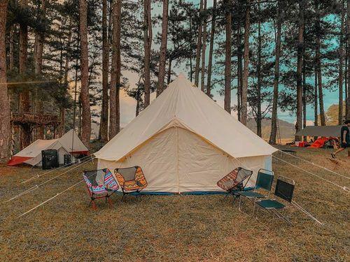 Có một góc Đà Lạt rất chill, cực phù hợp cho những buổi cắm trại cùng hội cạ cứng