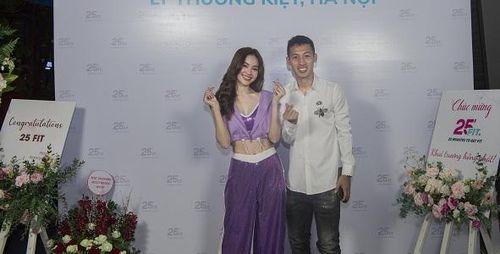 Quả bóng Vàng Việt Nam 2019 bất ngờ xuất hiện cạnh 'ngọc nữ trăm tỷ' Ninh Dương Lan Ngọc