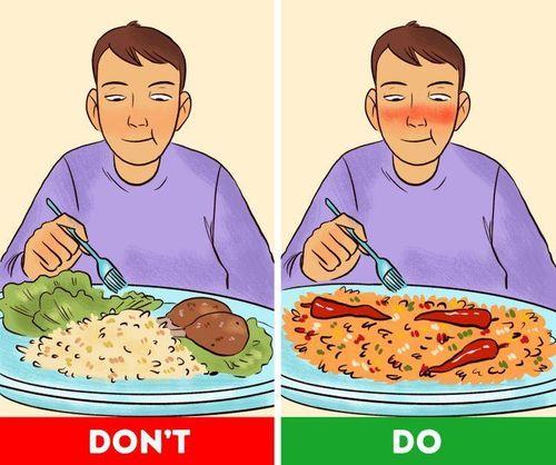 10 bí kíp giúp bạn kiểm soát cơn thèm ăn