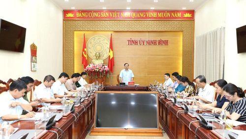 Phó Bí thư thường trực Tỉnh ủy Ninh Bình: tiếp tục tuyên truyền để người dân không tham gia 'Đạo lạ'