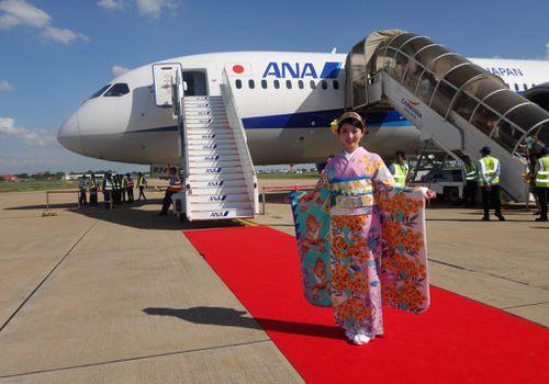 Campuchia đề nghị hãng hàng không lớn nhất Nhật Bản nối lại chuyến bay