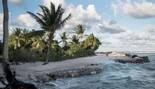 Trung Quốc mở đại sứ quán tại quốc đảo Thái Bình Dương Kiribati