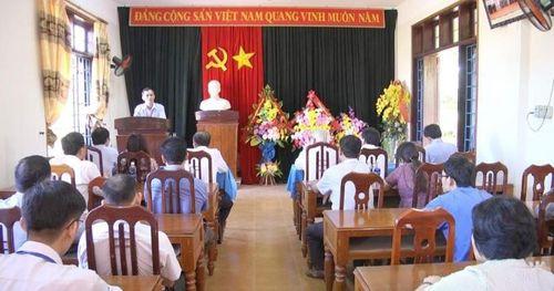 Quảng Trị: Cách tất cả các chức vụ trong Đảng với Hiệu trưởng Trường THPT Cửa Tùng
