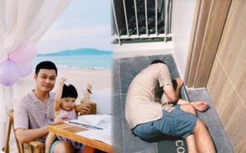 Khi Quang Vinh tự tay đăng ảnh 'dìm hàng' mình sau khi say rượu