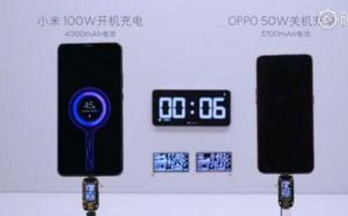 Nhiều smartphone sẽ có công nghệ sạc pin siêu nhanh tới 100W vào năm 2021