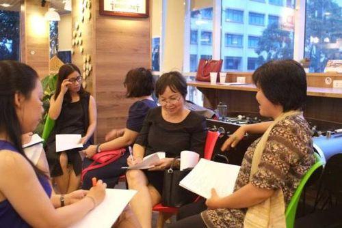 Các nữ doanh nhân hàng đầu sẽ làm cố vấn cho các nữ doanh nhân trẻ trong chương trình HAWEE Mentoring