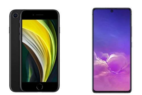iPhone SE 2020 và Galaxy S10 Lite: Đâu là smartphone cận cao cấp tốt nhất?