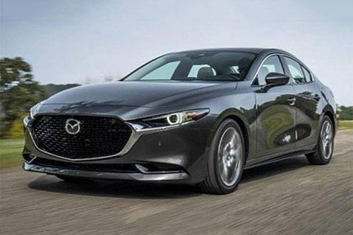 Mazda 3 2021 thiết kế tuyệt đẹp, dùng động cơ Turbo sắp ra mắt, 'đe' Kia Cerato, Honda Civic