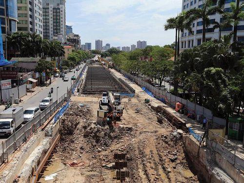 Dự án Tuyến metro số 1 Hà Nội, đoạn Nhổn-Ga Hà Nội: Đong đếm chuyện đền bù nhà thầu