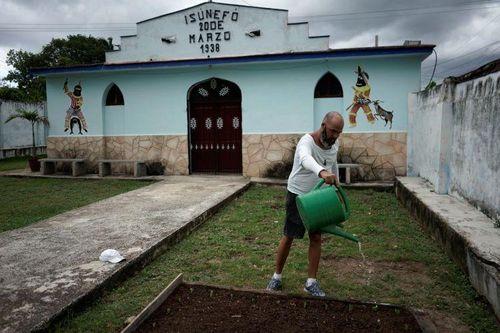 Người dân Cuba đẩy mạnh sản xuất lương thực để ứng phó với khủng hoảng kép