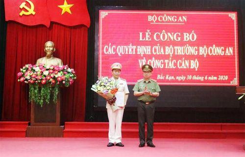 Đại tá Hà Văn Tuyên được điều động làm Giám đốc Công an tỉnh Bắc Kạn