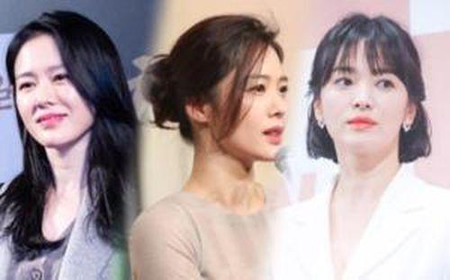 Top 20 nữ diễn viên Hàn tháng 6: Kim Hyun Joo áp đảo Son Ye Jin - Song Hye Kyo