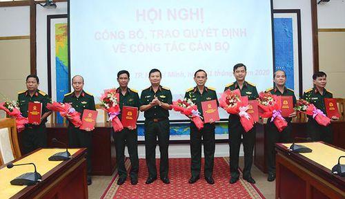 Đảng ủy Quân khu 7 duyệt văn kiện Đảng bộ Quân sự tỉnh