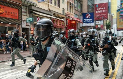 Vấn đề Hong Kong: Washington sắp sửa trừng phạt Bắc Kinh, Triều Tiên 'hoàn toàn ủng hộ' Trung Quốc