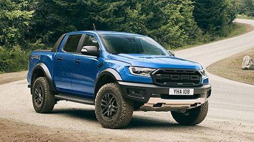 Ford Ranger Raptor đời mới sẽ được trang bị động cơ 'khủng', kiểu dáng hầm hố hơn, giá hấp dẫn