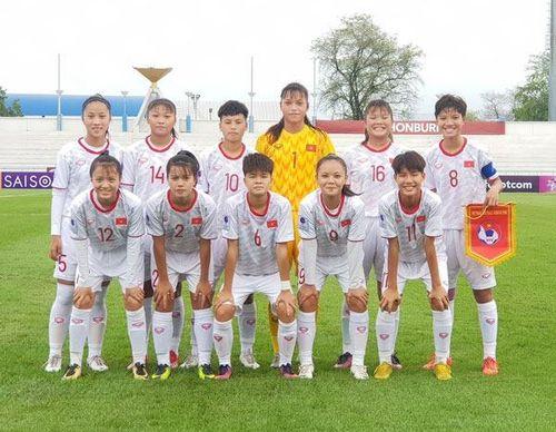 Triệu tập 17 cầu thủ trẻ cho đội tuyển nữ U16 quốc gia