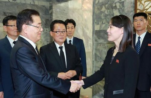 Nghị sĩ từng gửi 450 triệu USD cho Triều Tiên làm trùm tình báo Hàn