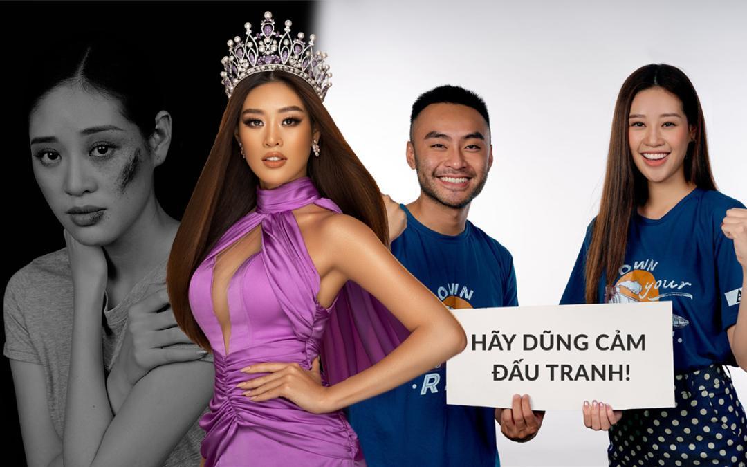 Hoa hậu Khánh Vân tham gia dự án cộng đồng ý nghĩa: Ánh mắt biết nói khiến fan nhói tim
