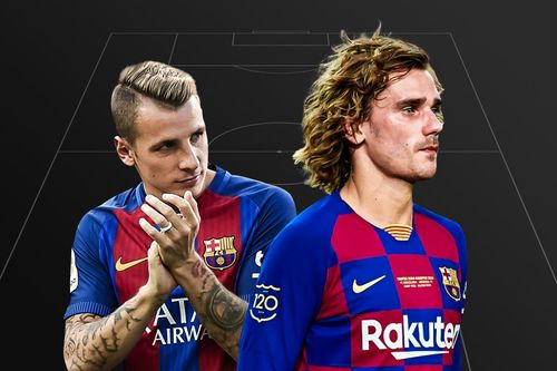 Đội hình chuyển nhượng lãng phí giá gần 700 triệu USD của Barca