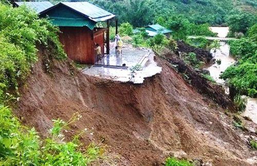 1.478 điểm có nguy cơ lũ quét, sạt lở đất ảnh hưởng đến 56.865 hộ dân