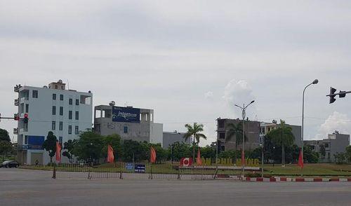 Xây nhà ở khi chưa phép ở KĐT Tân Phú Hưng, Newland Hải Dương bị xử phạt