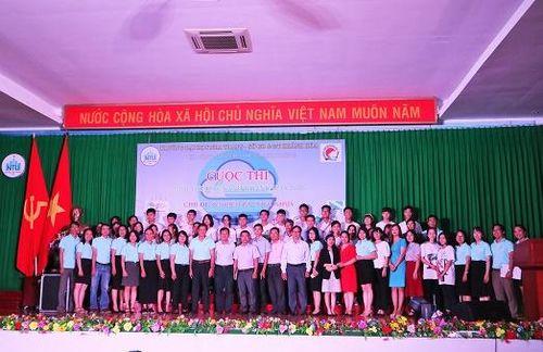 Chung kết cuộc thi Môi trường xanh Khánh Hòa 2020: Đội Nguyễn Văn Trỗi đạt giải nhất