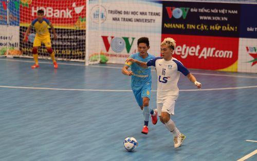 Giải futsal HDBank VĐQG 2020: SS.KH chật vật giành điểm trước TSB