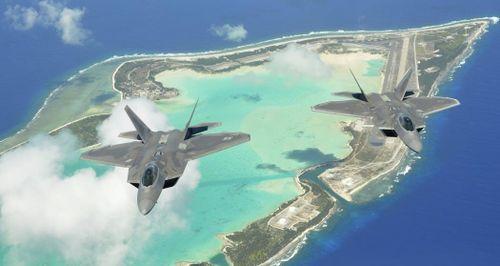 Căng thẳng với Trung Quốc, Mỹ mở rộng căn cứ quân sự bí mật ở Thái Bình Dương