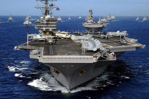 Thêm B-52 tập trận với 2 tàu sân bay ở Biển Đông, Mỹ muốn nói gì với TQ?