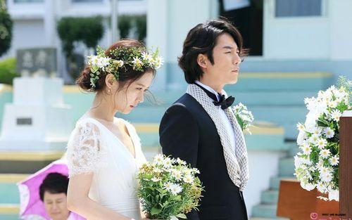 Trọn bộ ảnh cưới đẹp như mơ của Jang Nara với những anh chồng tài tử điển trai
