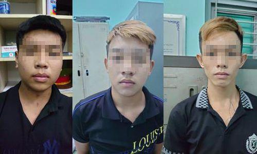 Băng cướp 'nhí' gây án táo tợn ở Sài Gòn, sa lưới hình sự đặc nhiệm