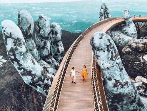 Cầu Vàng vào danh sách những cây cầu tuyệt đẹp trên khắp thế giới