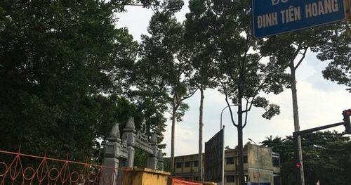 TP HCM đề xuất đổi tên đường Đinh Tiên Hoàng thành Lê Văn Duyệt cạnh Lăng Ông