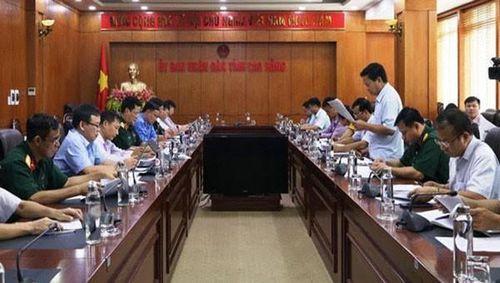 Cao Bằng luôn chú trọng hỗ trợ các hộ dân bị thiệt hại do thiên tai