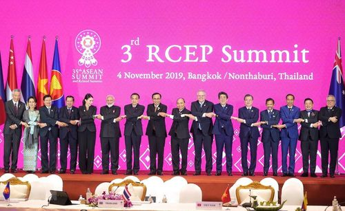 ASEAN 2020: Hướng tới mục tiêu ký kết RCEP trong năm 2020
