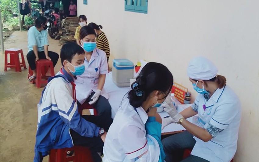Hơn 600 học sinh phải khám sàng lọc để phòng ngừa dịch bạch hầu