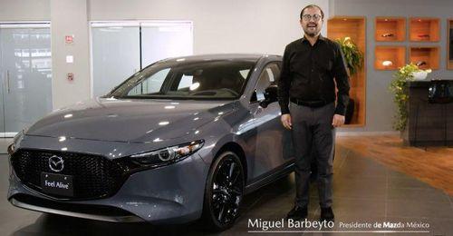 Mazda3 Turbo 2021 hé lộ những thông số đầy ấn tượng