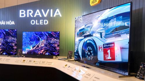 TV LED 8K của Sony giá 263 triệu đồng ở Việt Nam