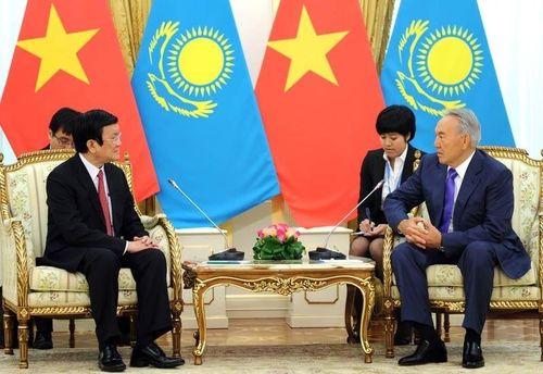 Tổng thống Nursultan Nazarbaev - Người tổ chức mô hình phát triển của Kazakhstan