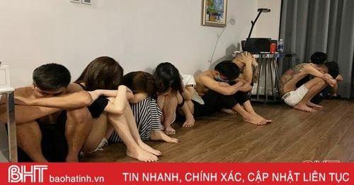 Công an TP Hà Tĩnh khởi tố 27 vụ, bắt 28 đối tượng tàng trữ, mua bán trái phép chất ma túy