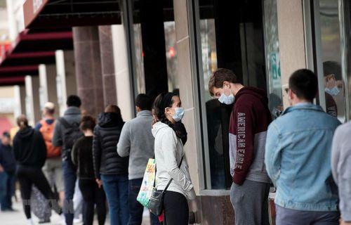 Mỹ: Số lao động được tuyển dụng tăng lên mức kỷ lục trong 20 năm qua