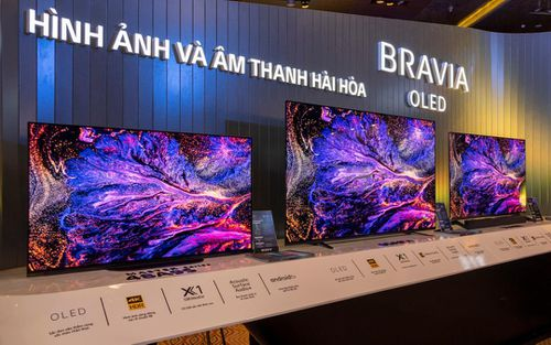 Sony trình làng loạt TV Bravia 2020 mới tại thị trường Việt Nam