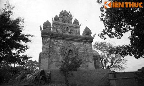 Ly kỳ truyền thuyết về tòa tháp của vị vua Chăm cuối cùng