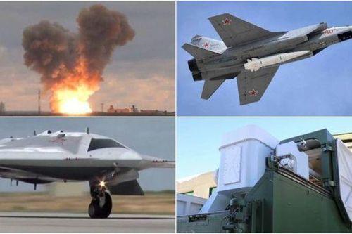 Quốc hội Mỹ được 'phổ biến kiến thức' về sức mạnh quân sự của Nga