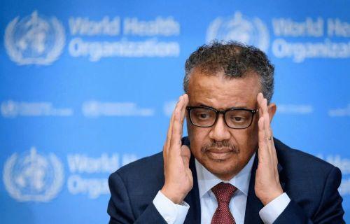 Tổng Giám đốc WHO khóc tại họp báo về COVID-19, kêu gọi đoàn kết chống dịch